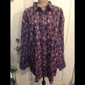 NWOT Men's Claiborne Dress Shirt